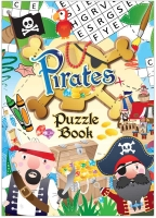 Wholesalers of Fun Stationery Book Fun Pirate Puzzle 10.5cm X 14.5cm toys image