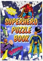 Wholesalers of Fun Stationery Book Fun Super Hero Puzzle 10.5cm X 14.5cm toys image
