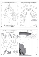 Wholesalers of Fun Stationery Book Fun Unicorn Puzzle 10.5cm X 14.5cm toys image 2