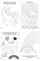 Wholesalers of Fun Stationery Book Fun Unicorn Puzzle 10.5cm X 14.5cm toys image 3