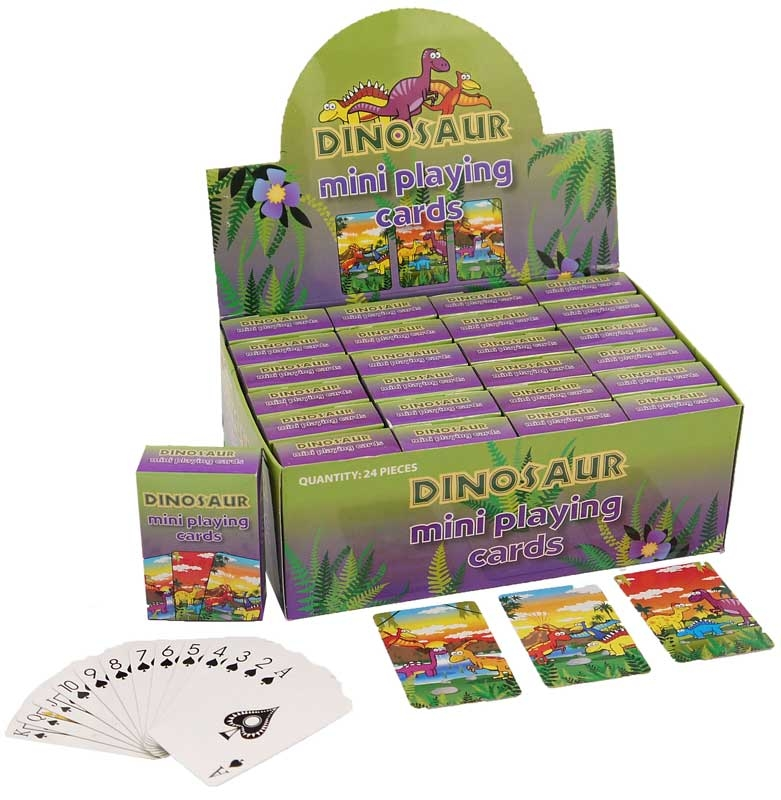 Wholesalers of Fun Stationery Cards Playing Mini Dinosaur 6 X 4cm 3 Asst toys