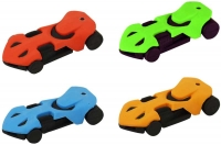 Wholesalers of Fun Stationery Eraser Sports Car 5.8cm X 3cm 4 Asst Cols toys image