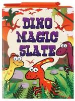 Wholesalers of Fun Stationery Magic Slate Dinosaur 11cm X 7.5cm toys image