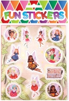 Wholesalers of Fun Stickers - Fairy Stickers toys image