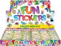 Wholesalers of Fun Stickers - Football Stickers toys image 2