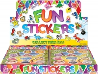 Wholesalers of Fun Stickers - Jungle Stickers toys image 2