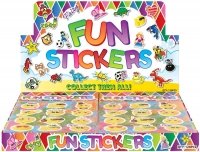 Wholesalers of Fun Stickers - Smiley Face Stickers toys image 2