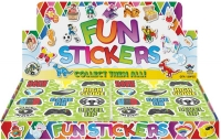 Wholesalers of Fun Stickers Gamer Stickers toys image 2