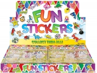 Wholesalers of Fun Stickers Stickers Farm 10x11.5cm 12pcs Per Card toys image 2
