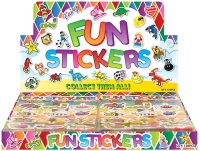 Wholesalers of Fun Stickers Stickers Insect 10x11.5cm 12pcs Per Card toys image 2