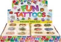 Wholesalers of Fun Tattoos - Jungle toys image 2