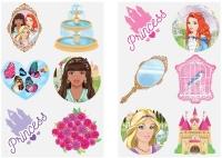 Wholesalers of Fun Tattoos - Princess toys image