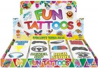 Wholesalers of Fun Tattoos Gamer Tattoos 4cm toys image 2
