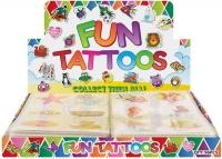 Wholesalers of Fun Tattoos Mini 4cm Mermaids 6 Pcs Per Card 2 Asst toys image 2