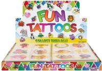 Wholesalers of Fun Tattoos Mini 4cm Ponies 6 Pcs Per Card 2 Asst toys image 2