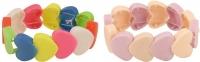 Wholesalers of Fun Toys - Bracelet Heart Shape toys image