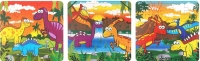 Wholesalers of Fun Toys - Dinosaur Puzzle Asst toys image
