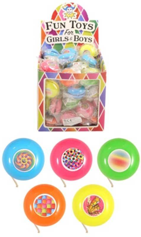 Wholesalers of Fun Toys - Fancy Yo Yo toys