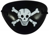 Wholesalers of Fun Toys - Pirate Eye Patch toys image