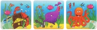 Wholesalers of Fun Toys - Sealife Puzzle Asst toys image