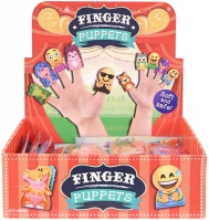 Wholesalers of Fun Toys Finger Puppets Smile Face 5x3.3cm 10 Asst toys image 2