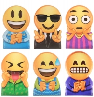 Wholesalers of Fun Toys Finger Puppets Smile Face 5x3.3cm 10 Asst toys image 3