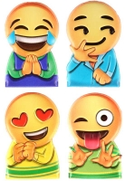 Wholesalers of Fun Toys Finger Puppets Smile Face 5x3.3cm 10 Asst toys image 4