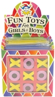 Wholesalers of Fun Toys Game Line Up 12cm 4 Asst Cols toys image 2