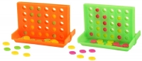 Wholesalers of Fun Toys Game Line Up 7.5 Cm 4 Asst Neon Cols toys image 2
