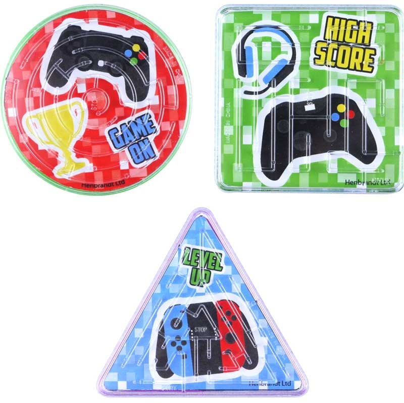 Wholesalers of Fun Toys Gamer Maze Puzzle toys