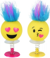 Wholesalers of Fun Toys Jump Ups Funny Faces Withhair 6cm 6 Asst toys image 2