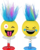 Wholesalers of Fun Toys Jump Ups Funny Faces Withhair 6cm 6 Asst toys image 3