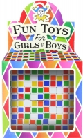 Wholesalers of Fun Toys Puzzle Cube 3.5cm toys image 2