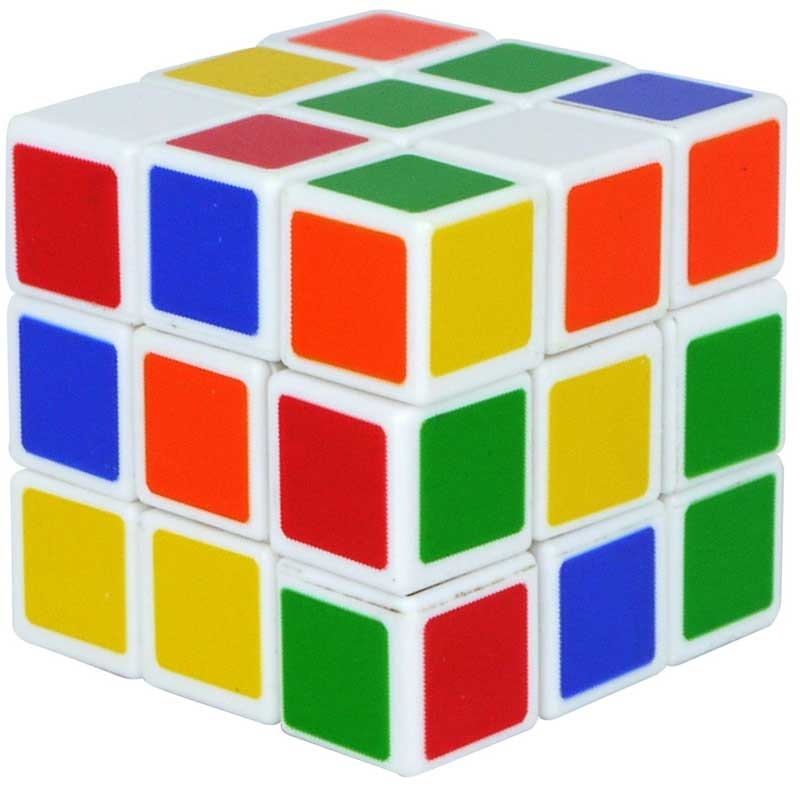 Wholesalers of Fun Toys Puzzle Cube 3.5cm toys