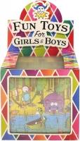 Wholesalers of Fun Toys Puzzle Jungle 13cm X 12cm 3 Asst toys image 2