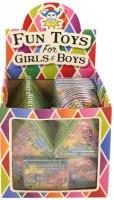 Wholesalers of Fun Toys Puzzle Maze Dinosaur 3 Asst Shapes toys image 2