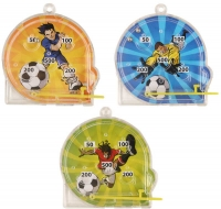Wholesalers of Fun Toys Puzzle Pinball Football 5.5cm X 5.8cm 3 Asst toys image