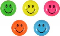 Wholesalers of Fun Toys Return Top Smile 3.8cm 5 Asst Cols toys image
