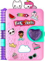 Wholesalers of Funlockets Secret Journal toys image 2