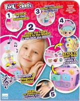 Wholesalers of Funlockets Secret Magic Fairy Jewellery Box toys image 4