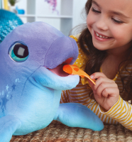 Wholesalers of Furreal Dazzlin Dimples My Playful Dolphin toys image 3