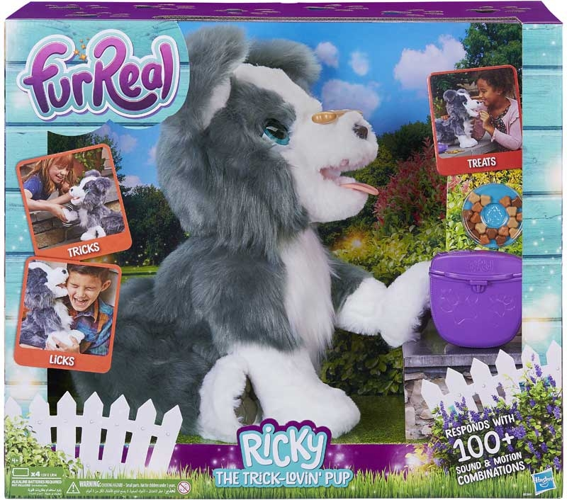 Hasbro Fur Real Friends Biscuit My Lovin Pup - Buy Online ... |Real Friends Toys For Lucy