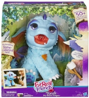 Wholesalers of Furreal Friends Torch My Blazin Dragon toys image