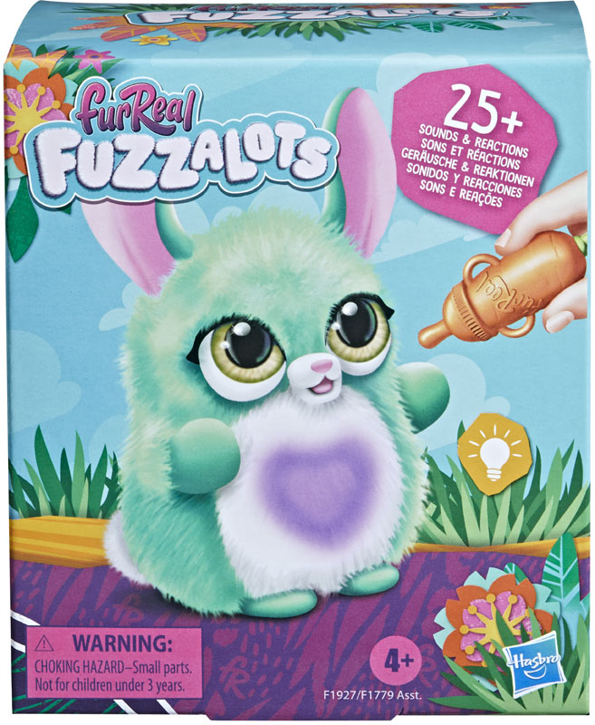 Wholesalers of Furreal Fuzzalots Bunny toys