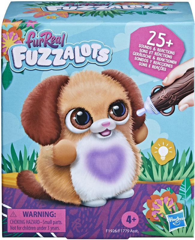 Wholesalers of Furreal Fuzzalots Dog toys