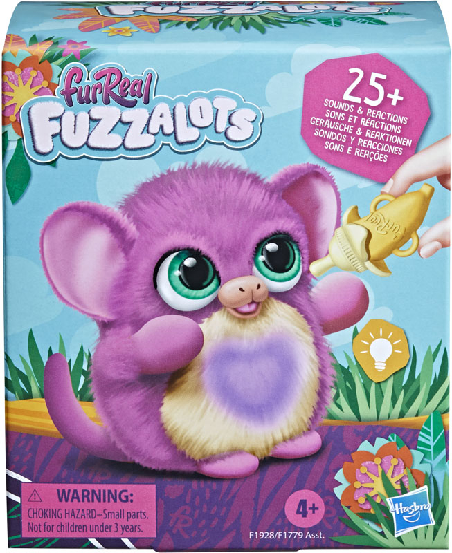 Wholesalers of Furreal Fuzzalots Monkey toys