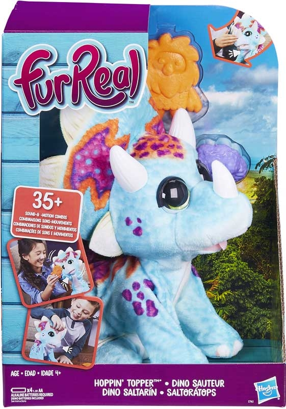 Wholesalers of Furreal Hoppin Topper toys