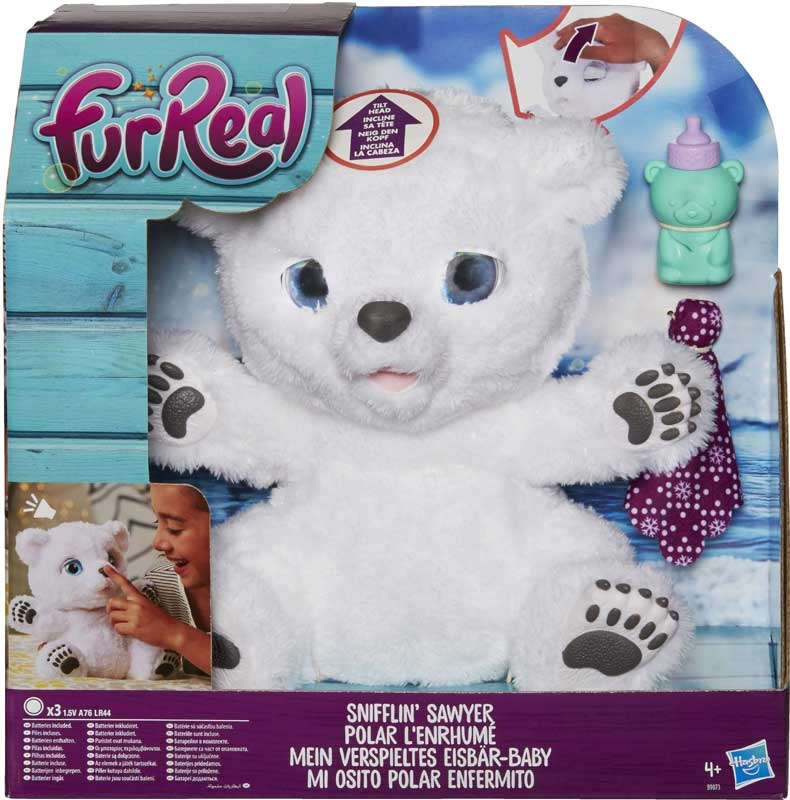Furreal Polar Bear Wholesale