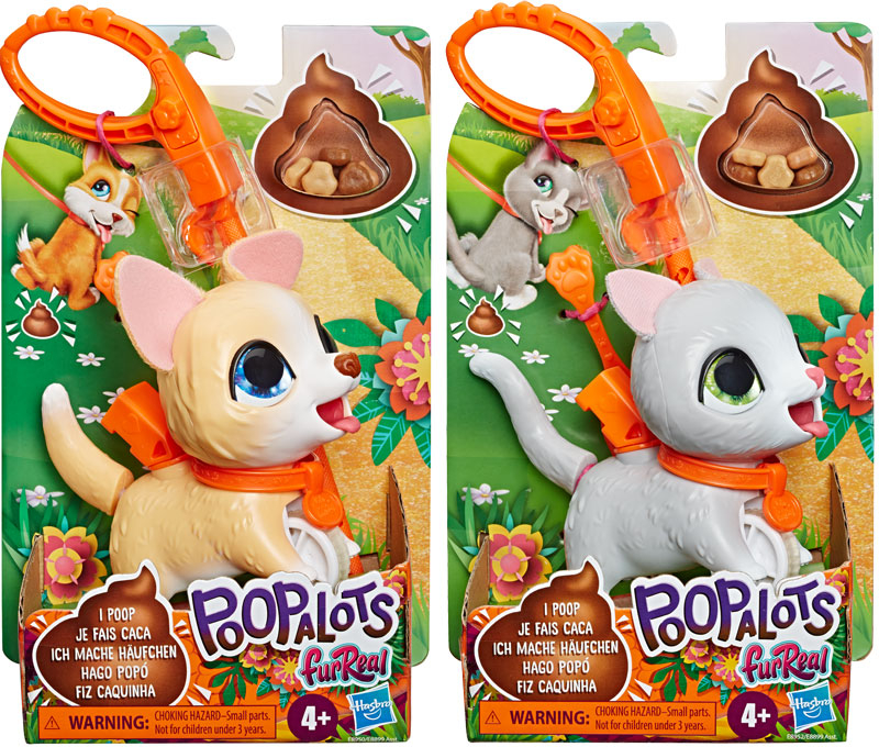 Wholesalers of Furreal Poopalots Lil Wags Ast toys
