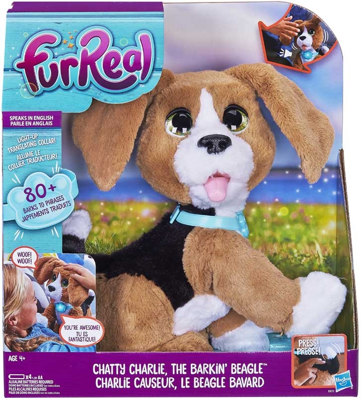 IMC Toys Club Petz Lucy, il peluche a forma di cagnolina ... |Real Friends Toys For Lucy